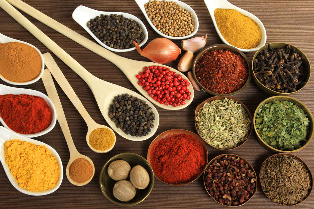 herbs spices blood sugar hormone-balancing foods
