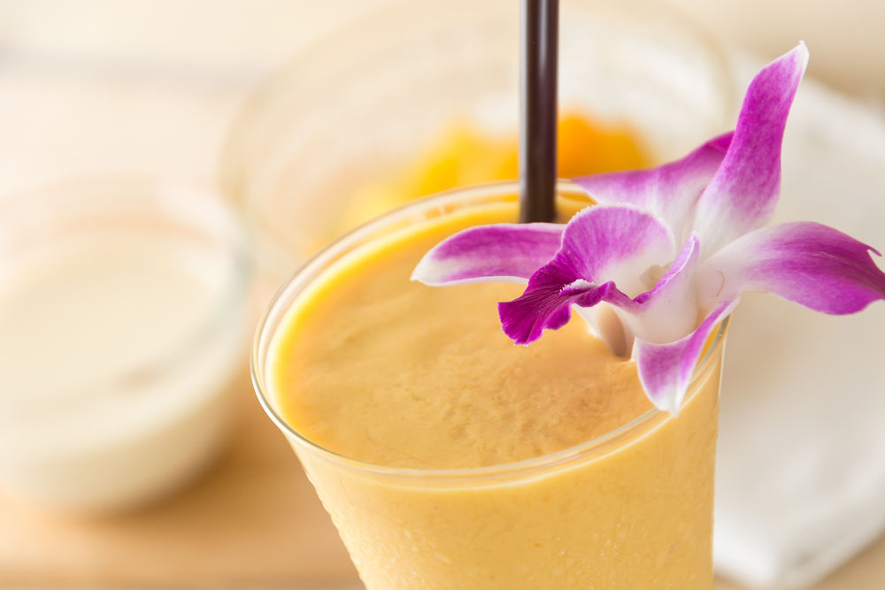 Provitamin A Super Shot Smoothie