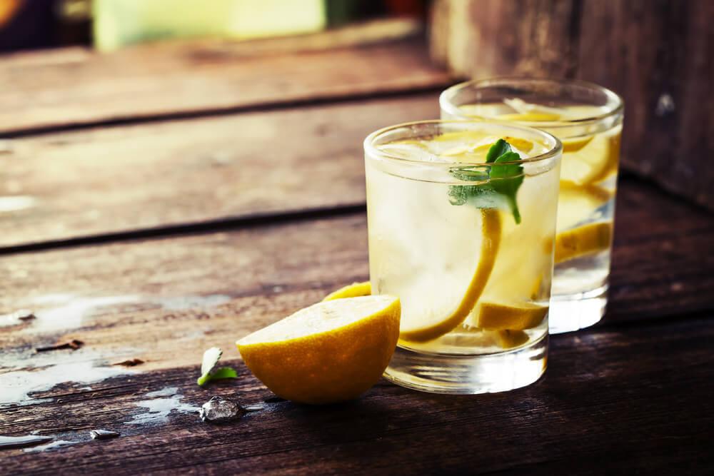 why lemon water is healthy