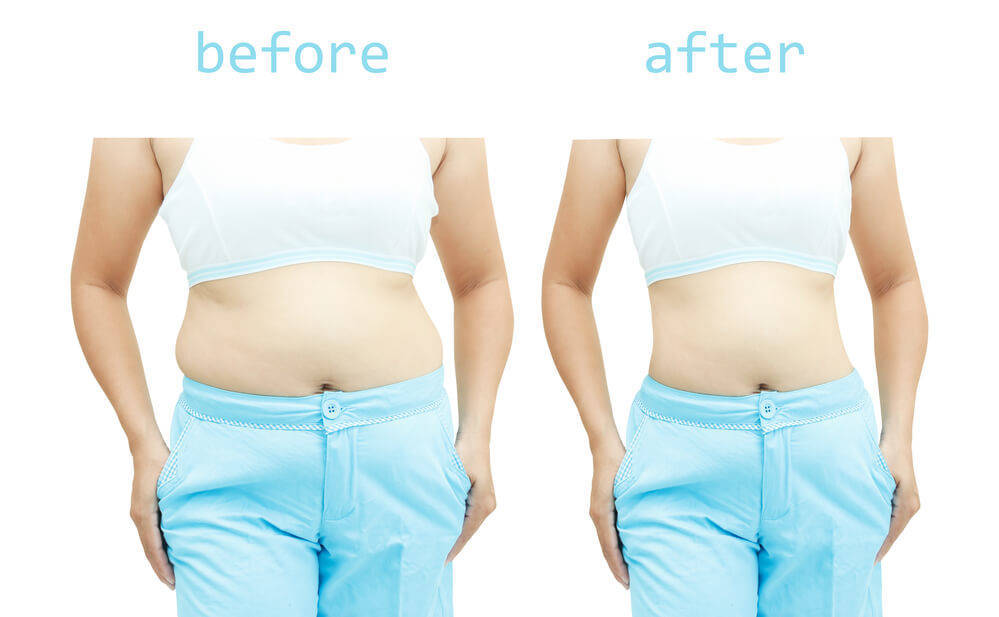 how to get rid of cellulite on stomach naturally.