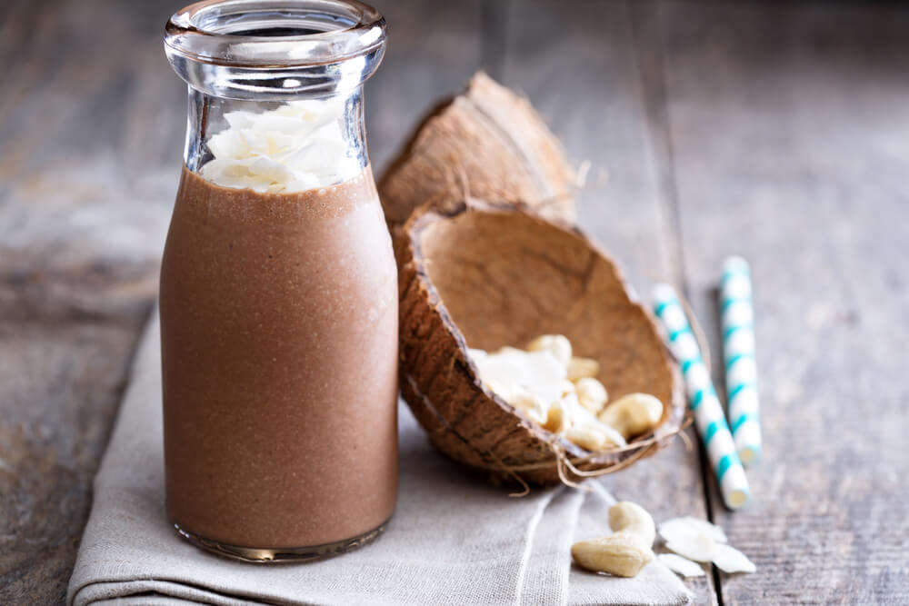 The Choco-Nut Smoothie
