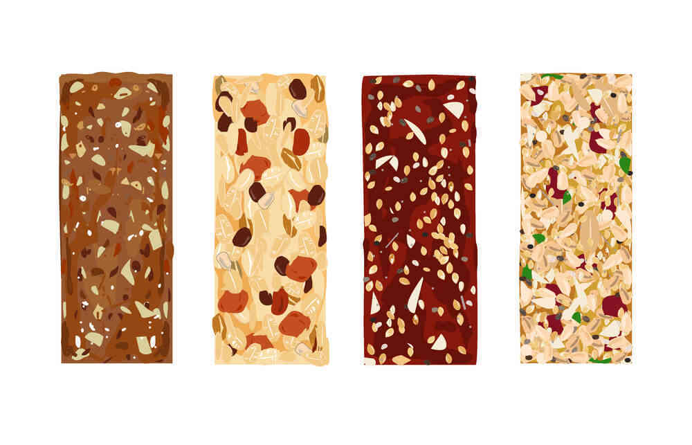 raw foods bars