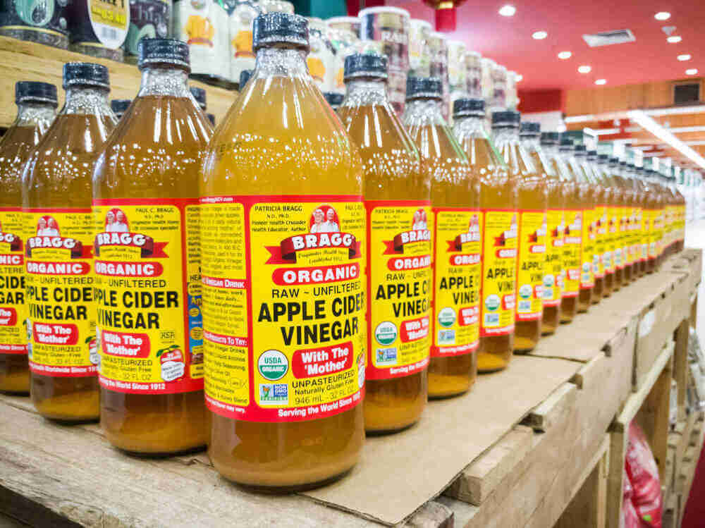benefits of drinking apple cider vinegar before bedtime