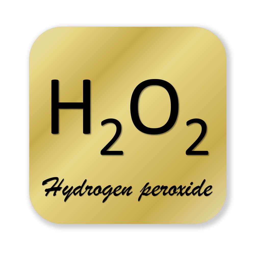 formula of hydrogen peroxide